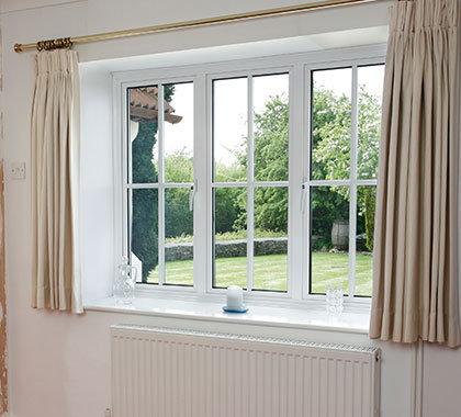 Alitherm windows