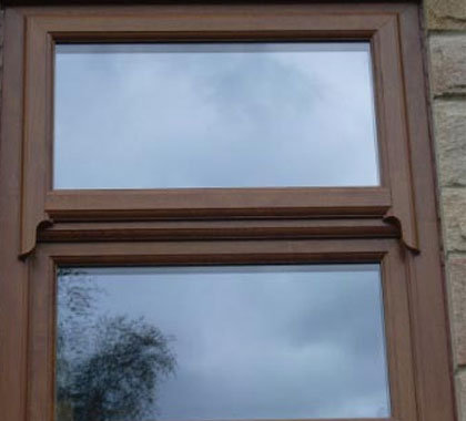 beautifully crafted replacement horned sash windows