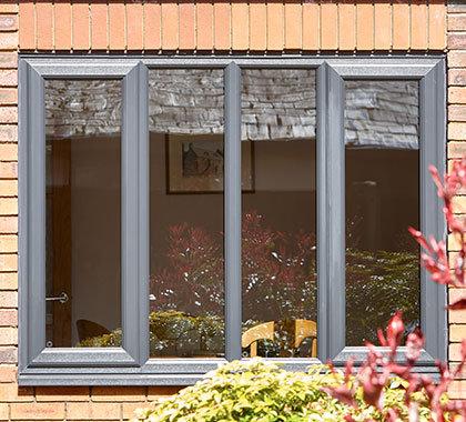 casement windows anthracite grey