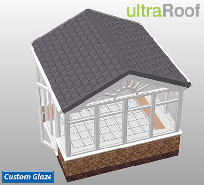 gable front end ultraroof