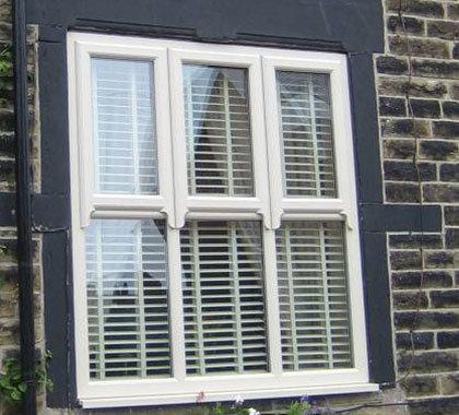 horned sash windows