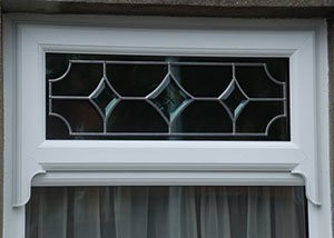 horned windows