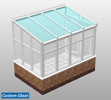 lean to Glass