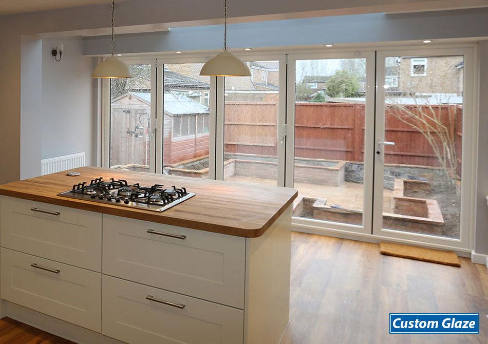 LivinRoof Kitchen Extension