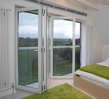 bedroom bifolds