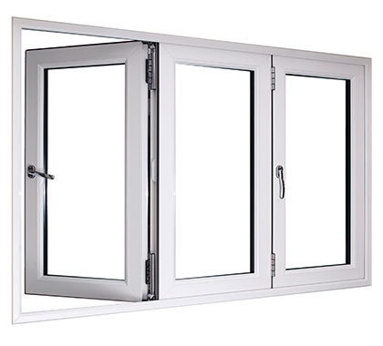 bifold window open