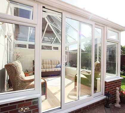conservatory patio doors