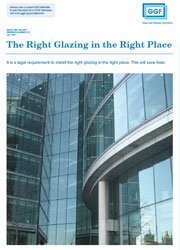 Right glazing in the right place