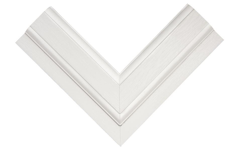 White Woodgrain