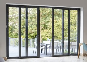 Aluminium Patio / Sliding Doors