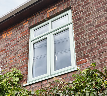 chartwell green casement windows