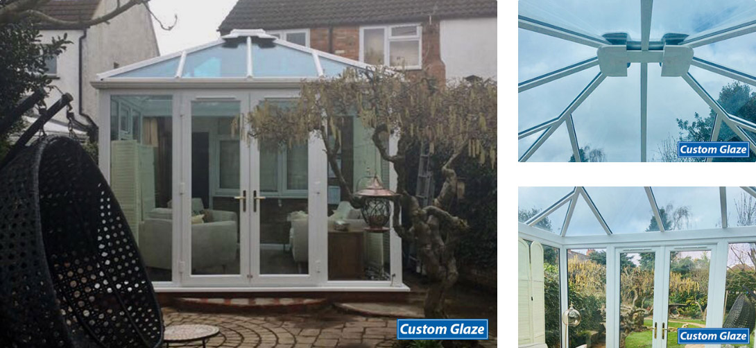 Classic Glass Roof Conservatory – Bespoke Build