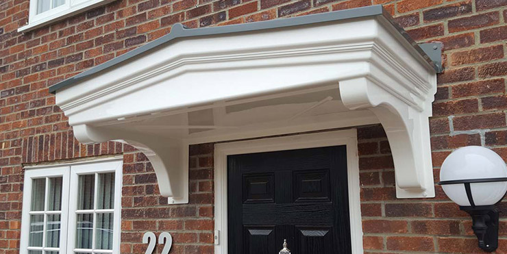 Door Canopies Custom Glaze Milton Keynes