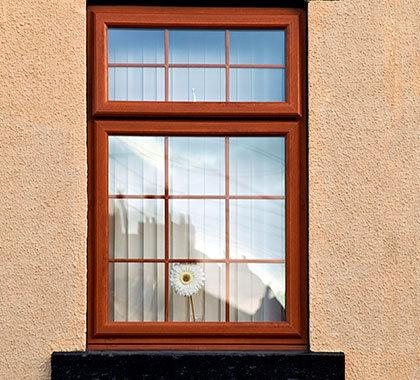 georgian style replacement window