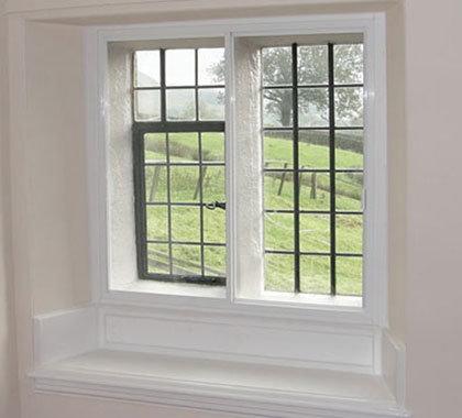 horizontal slider secondary glazing