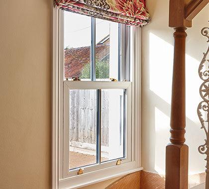 sliding sash windows closed