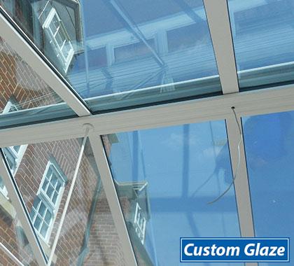 Glass Roof Milton Keynes - Custom Glaze