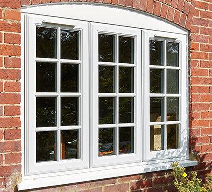 replacement georgian style window