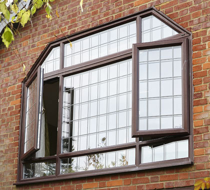 replacement leaded windows