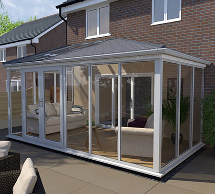 Ultra Roof A Solid Amp Glazed Roofing System For Your