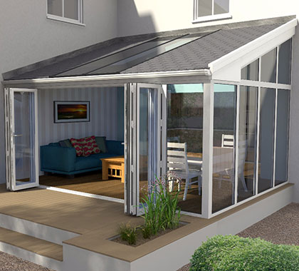 Replacement Conservatory Roofs Custom Glaze