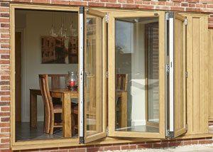 uPVC Bi-Fold Doors