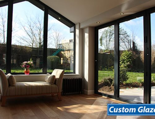 Keep the chill out this winter with Aluminium Doors and Windows!